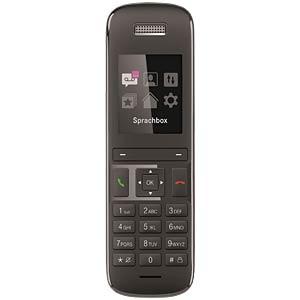 DECT CAT-ig telephone, titanium TELEKOM 40281882