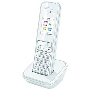 DECT handset white TELEKOM 40266560