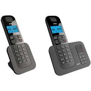 DECT telephone set AEG VOXTEL D505 TWIN