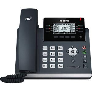 VoIP Telefon, schnurgebunden, schwarz YEALINK T41S