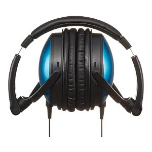 Lightweight headphone / blue JVC HASR625AE