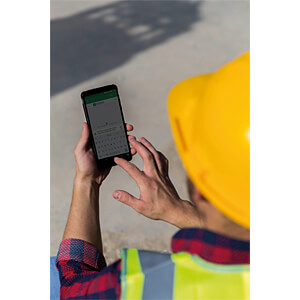 "Smartphone, 15,21 cm (5,99"") Outdoor, 32GB, schwarz RUGGEAR"