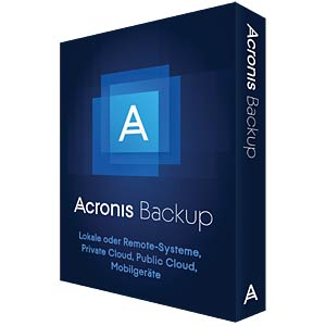 Backup/Recovery of Windows PCs/Notebooks ACRONIS PCWYBPDES