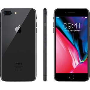 "Smartphone, 13,97 cm (5,5"") Retina HD-Display, 64GB, spacegrau APPLE MQ8L2CN"