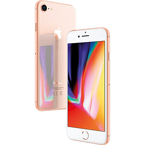 "Smartphone, 11,94 cm (4,7"") Retina HD-Display, 64GB, gold APPLE MQ6J2ZD/A"