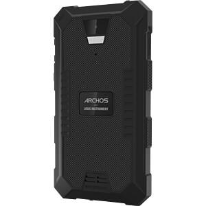 """Smartphone, 12,70 cm (5,0"""") Outdoor, 16GB, schwarz ARCHOS 503330"""