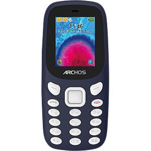 Mobiele telefoon, 4,5cm (1,77) scherm, blauw ARCHOS 503556