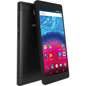 """Smartphone, 12,70 cm (5,0"""") IPS, 16GB, schwarz ARCHOS 503497"""