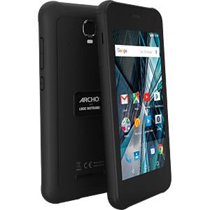 Smartphone, 11,94 cm (4,7) Outdoor, 16 GB, zwart ARCHOS 503489