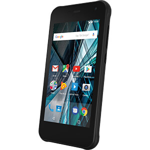 """Smartphone, 11,94 cm (4,7"""") Outdoor, 16GB, schwarz ARCHOS 503489"""