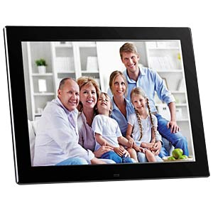 "Digital Photo Frame - 30,7 cm (12,1"") BRAUN PHOTOTECHNIK 21197"