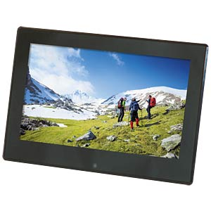 "Digital Photo Frame - 33,8 cm (13,3"") BRAUN PHOTOTECHNIK 21196"