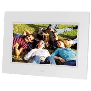 "Digital Photo Frame - 17,8 cm (7"") BRAUN PHOTOTECHNIK 21201"