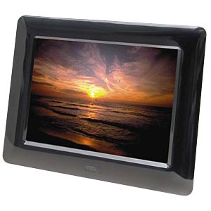"Digital Photo Frame - 20,3 cm (8"") BRAUN PHOTOTECHNIK 21179"