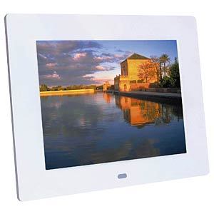 "Digital Photo Frame - 20,3 cm (8"") BRAUN PHOTOTECHNIK 21195"