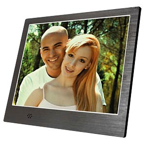 "Digital Photo Frame - 20,3 cm (8"") BRAUN PHOTOTECHNIK 21205"
