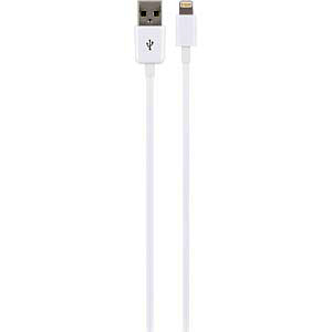USB data and charge cable for iPhone 5/5c/5s CABSTONE 62720