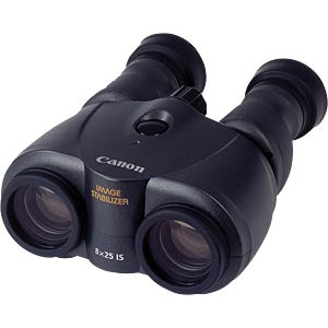 Portable 8x binoculars with Image Stabilizer CANON 7562A019