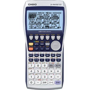 Graphic calculator CASIO FX-9860GII-SD