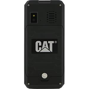 "Outdoor mobile phone/5.1 cm (2"") CAT CB30-DSGE-E02-EBB"