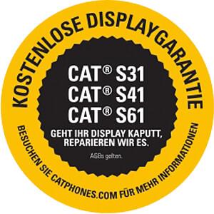 """Smartphone, 12,70 cm (5,0"""") Outdoor, 32GB, schwarz CAT CS41-DAB-EUR-EN"""