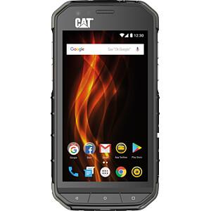 """Smartphone, 11,43 cm (4,7"""") Outdoor, 16GB, schwarz CAT CS31-DAB-EUR-EN"""