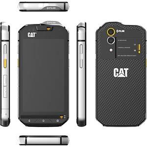 "Dual-SIM Outdoor Smartphone 11,94 cm (4,7"") CAT CS60-DEB-EUR-EN"