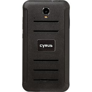 "Smartphone, 11,94 cm (4,7"") Outdoor, 16GB, schwarz CYRUS CYR10112"