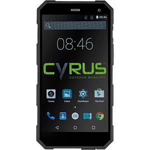 "Smartphone, 12,70 cm (5,0"") Outdoor, 16GB, schwarz CYRUS CYR10089"
