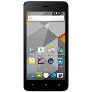 "Smartphone, 12,70 cm (5,0"") IPS, 16GB, grau DENVER 13640060"