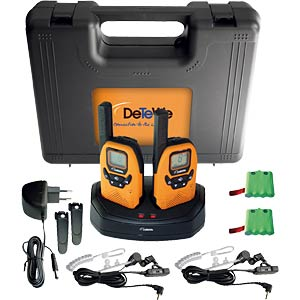 DeTeWe PMR Outdoor 8000 Duo Case DETEWE OUTDOOR 8000