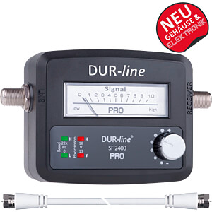 DURLINE SF2400P - Pegelmessgerät