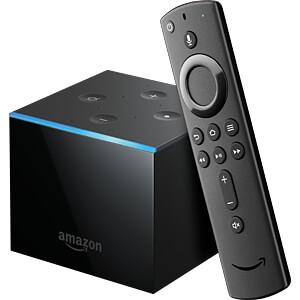 FIRE TV CUBE - Fire TV Cube mit Alexa-Sprachfernbedienung