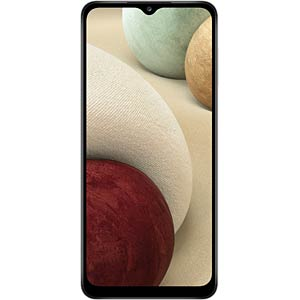 SAMS GALA12WS - Samsung Galaxy A12 16,50cm (6,5'') 64 GB weiß