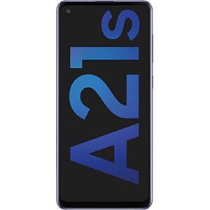 Samsung Galaxy A21s 16,63cm (6,5) 32 GB blauw SAMSUNG SM-A217FZBNEUB