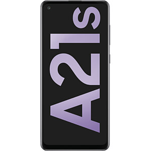 SAMS GALA21BK - Samsung Galaxy A21s 16,63cm (6,5'') 32 GB Schwarz