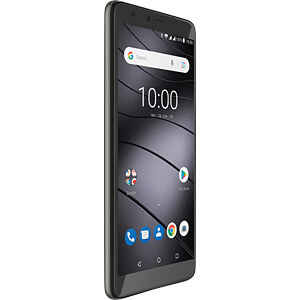 Smartphone, 13,7 cm (5,5), IPS, 8 Go, gris GIGASET COMMUNICATIONS S30853-H1509-R101