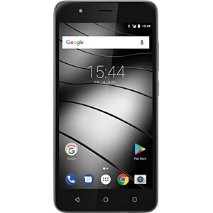 "Smartphone, 13,30 cm (5,2"") Incell-IPS, 16GB, grau GIGASET COMMUNICATIONS S30853-H1503-R101"