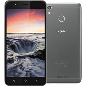"Smartphone, 13,30 cm (5,2"") Incell-IPS, 32GB, grau GIGASET COMMUNICATIONS S30853-H1504-R101"
