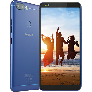 "Smartphone, 14,40 cm (5,7"") Incell-IPS, 64GB, Brilliant Blue GIGASET COMMUNICATIONS S30853-H1506-R102"