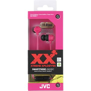 Headset, In Ear, pink JVC HAFR202PE
