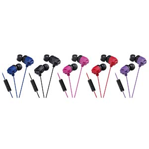 Headset, In Ear, violett JVC HAFR202VE