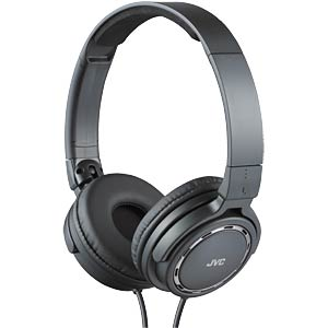 Lightweight headphone / black JVC HAS520BE