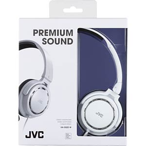 Lightweight headphone / white JVC HAS520WE