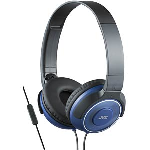 Lightweight headphone / blue JVC HASR225AE