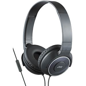 Lightweight headphone / black JVC HASR225BE