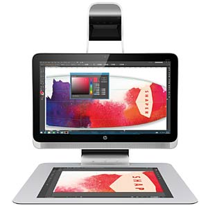 PC-Komplettsystem Sprout Pro mit 3D Scanner HEWLETT PACKARD G1X73EA#ABD