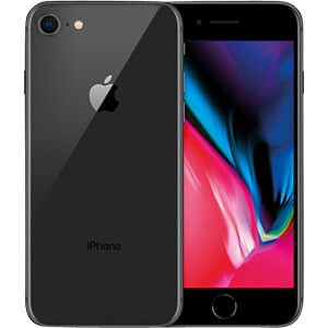 "Smartphone, 11,94 cm (4,7"") Retina HD-Display, 64GB, spacegrau APPLE MQ6G2ZD/A"