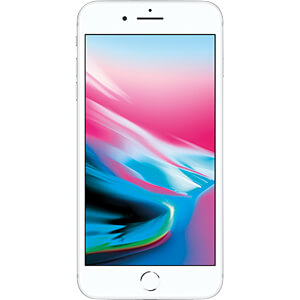 "Smartphone, 13,97 cm (5,5"") Retina HD-Display, 64GB, silber APPLE MQ8M2ZD/A"