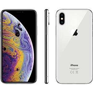 Smartfon, wyświetlacz 14,86 cm (5,8 cala), 256 GB, srebrn APPLE MT9J2ZD/A